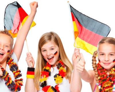 Немецкий язык для детей и взрослых