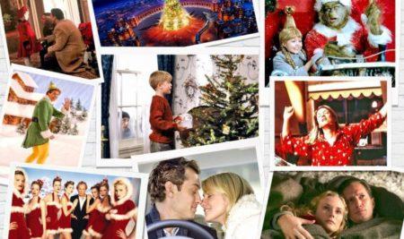 Рождественская подборка фильмов