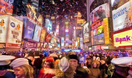 Новогодние обычаи разных стран