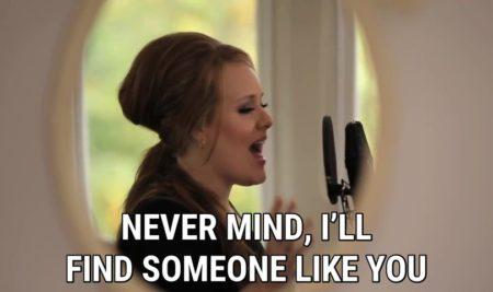 Разбор песни Adele – Someone Like You