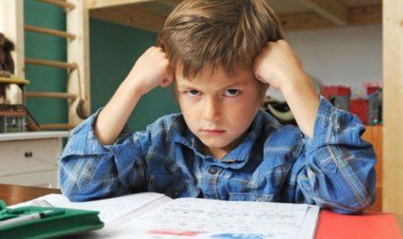 Ребенок не хочет учить английский