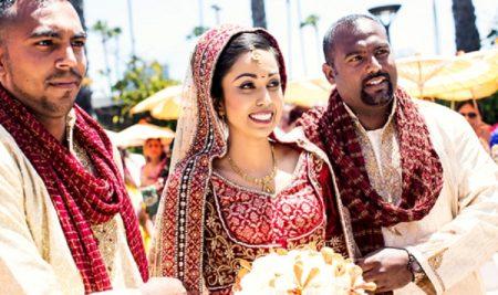 Самые красивые свадебные традиции