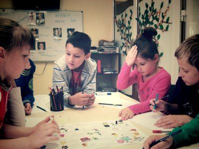 Английский для детей 7-12 лет