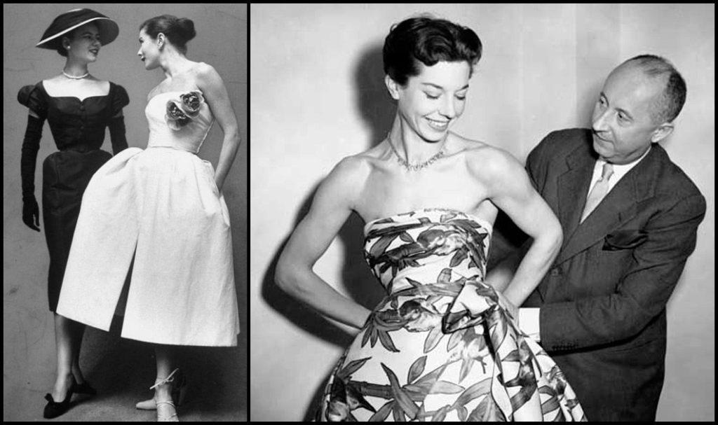 c7c12667368e Однако недовольства не помешали расширению модной империи. В 1948 году  бутик Дома ...